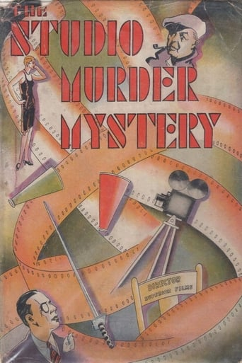 Poster of The Studio Murder Mystery