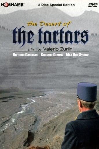 Poster of The Desert of the Tartars