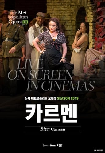 Carmen - Met Opera Live