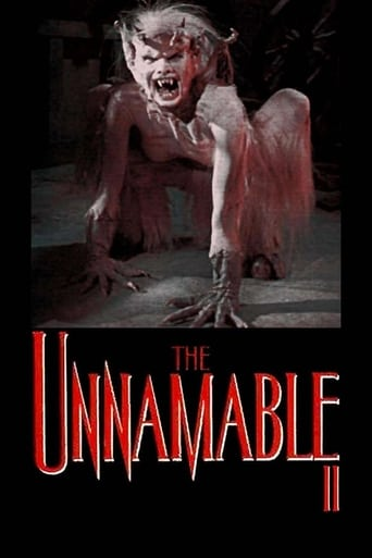 Poster of The Unnamable II