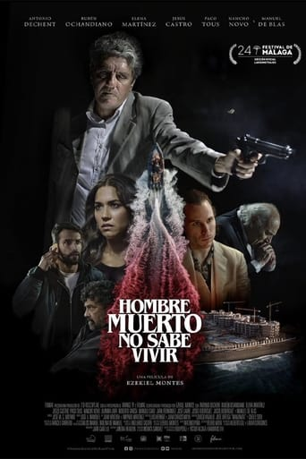 Poster of A Dead Man Cannot Live