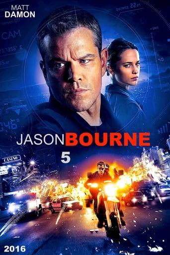 Poster of Jason Bourne 5