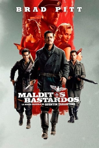 Poster of Malditos bastardos