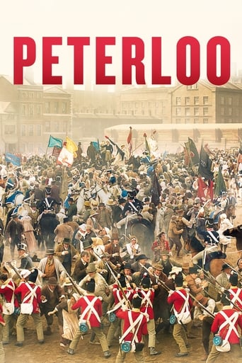 Poster of Peterloo