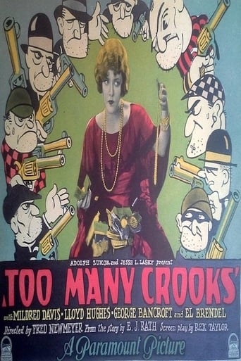 Poster of Too Many Crooks