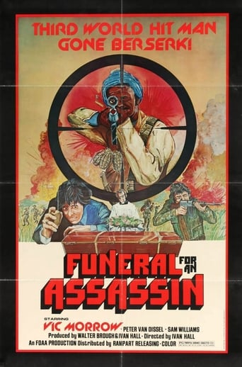 Poster of Funeral for an Assassin