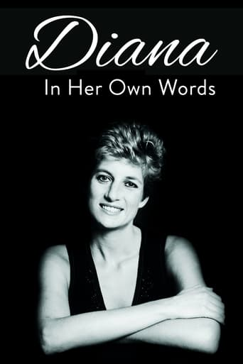 Poster of Diana: Die geheimen Interviews