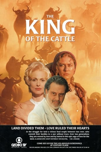 Poster of The King of The Cattle