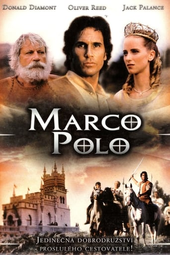Poster of The Incredible Adventures of Marco Polo