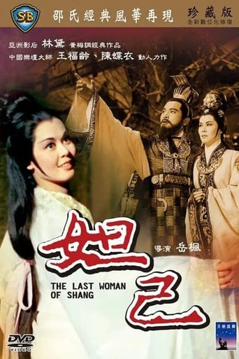 Poster of The Last Woman of Shang