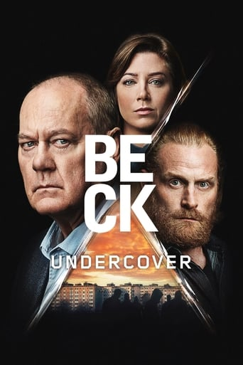 Poster of Beck 39 – Undercover