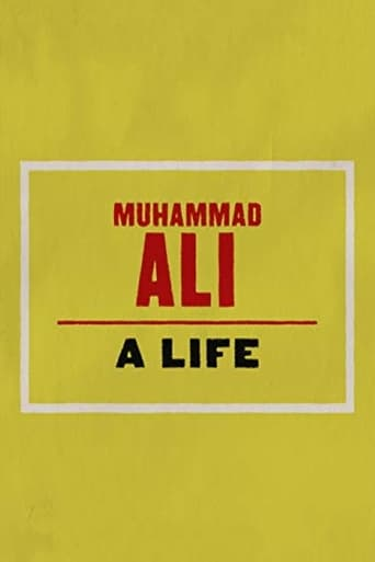 Poster of Muhammad Ali: A Life