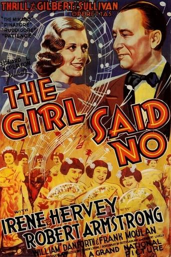 Poster of The Girl Said No