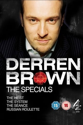 Poster of Derren Brown: The Heist