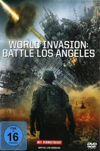 Poster of Battle of Los Angeles