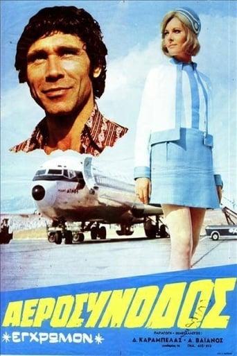 Poster of Αεροσυνοδός