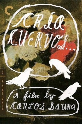 Poster of Cría cuervos…