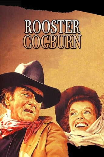 Poster of Rooster Cogburn