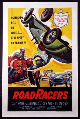 Poster of Roadracers