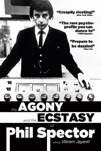 Poster of The Agony and Ecstasy of Phil Spector