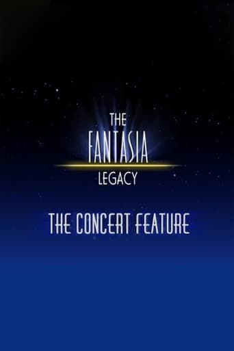 Poster of The Fantasia Legacy: The Concert Feature