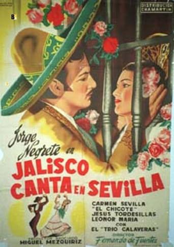 Poster of Jalisco canta en Sevilla