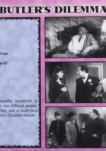 Poster of The Butler's Dilemma