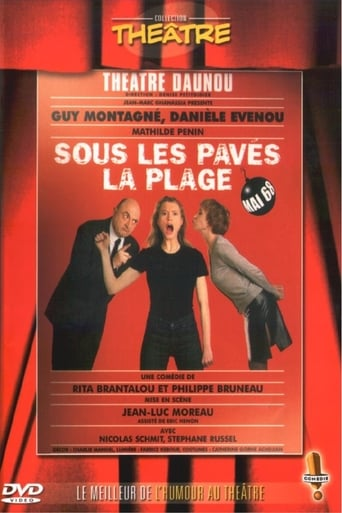 Poster of Sous les pavés, la plage