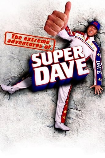 Poster of The Extreme Adventures of Super Dave