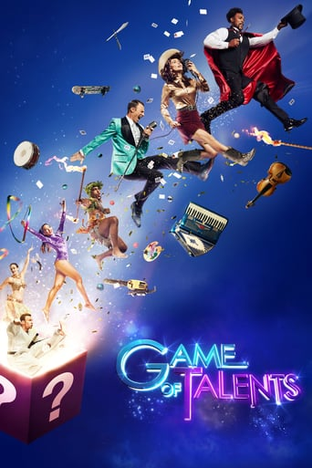 Poster of Game of Talents