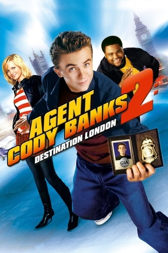 Poster of Agent Cody Banks 2: Destination London