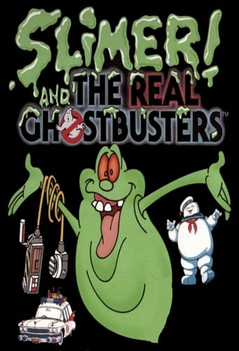 Poster of Slimer! And the Real Ghostbusters