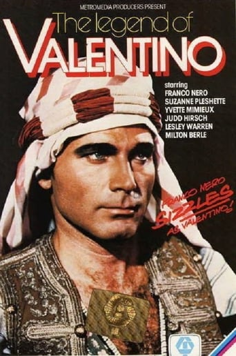 Poster of The Legend of Valentino