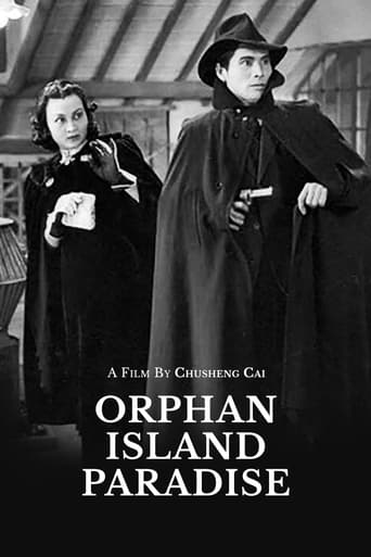 Poster of Orphan Island Paradise