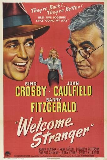 Poster of Welcome Stranger