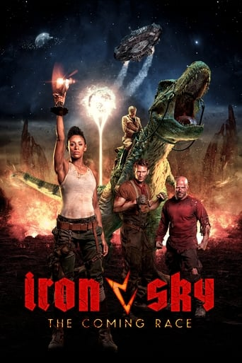 Poster of Iron Sky: The Coming Race