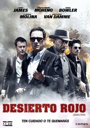 Poster of Desierto rojo