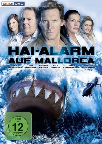 Poster of Shark Alarm in the Mediterranean