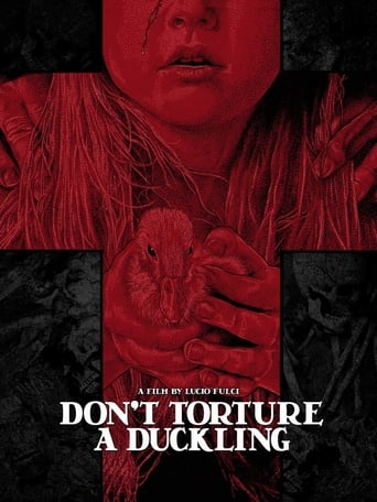 Poster of Don't Torture a Duckling