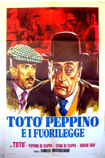 Poster of Totò, Peppino e i fuorilegge