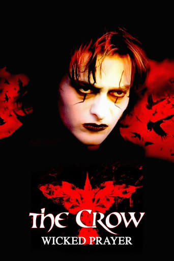 Poster of The Crow: Wicked Prayer