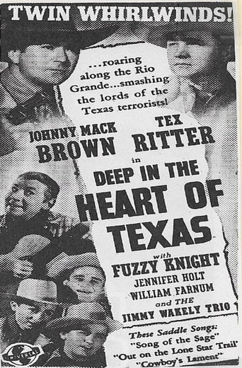 Poster of Deep in the Heart of Texas