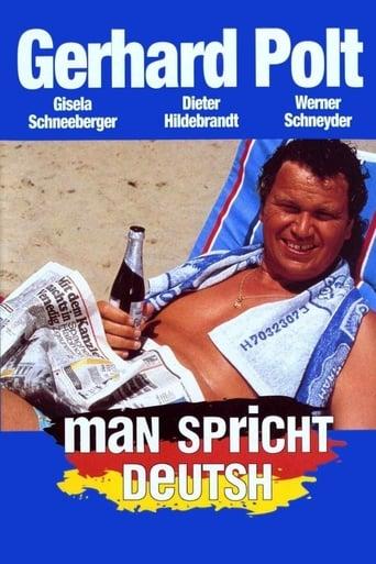 Poster of Man spricht deutsh