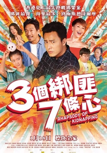 Poster of Rhapsody of Kidnapping