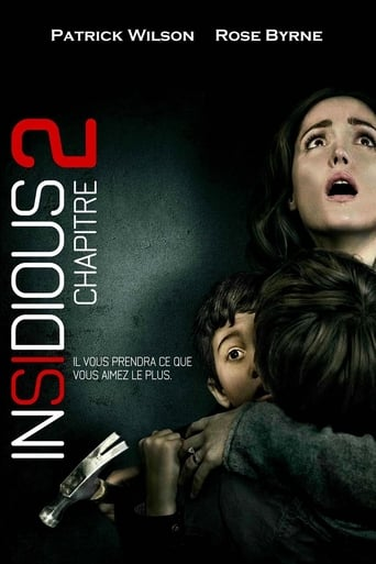Poster of Insidious : Chapitre 2