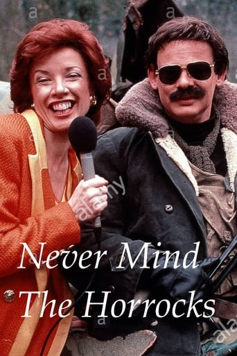 Poster of Never Mind the Horrocks