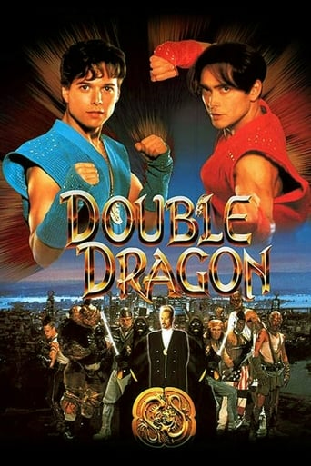 Poster of Double Dragon