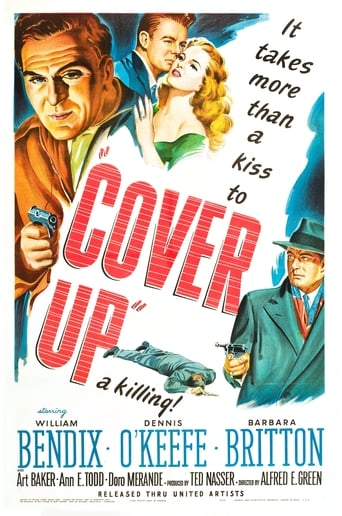 Poster of Cover Up