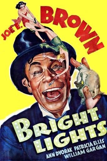Poster of Bright Lights