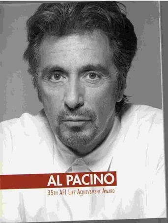 Poster of AFI Life Achievement Award: A Tribute to Al Pacino